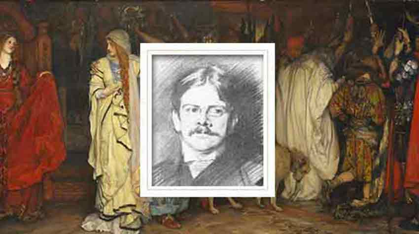 Edwin Austin Abbey Biography and Paintings