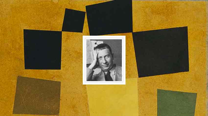 Jean Arp Biography and Paintings