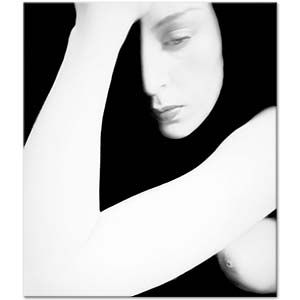Bill Brandt Nude 01 Art Print
