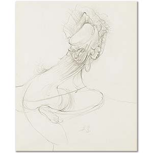 Hans Bellmer Untitled Art Print