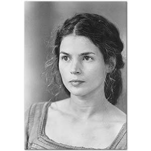 Julia Ormond Still of in First Knight Art Print