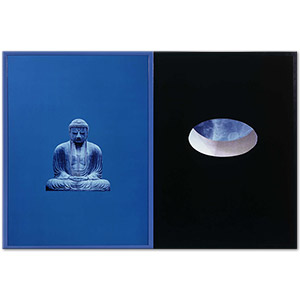 Sara Charlesworth Buddha of Immeasurable Light Art Print